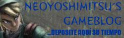 NeoYoshimitsu´s GameBlog