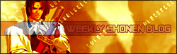 Weekly Shonen Blog